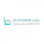 Ostéopathe Julia LE MIGNON